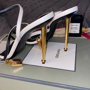 Tom Ford Padlock Sandal